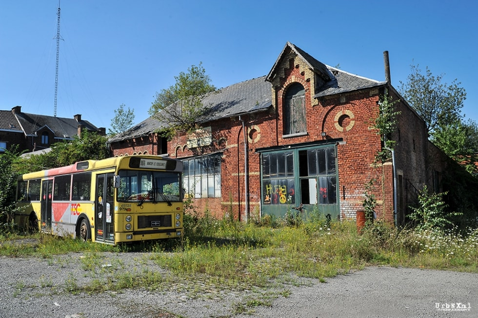 Autobus brainois urbex forgotten abandoned for Garage gatineau fontaine le comte