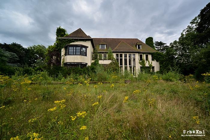 Villa les belles urbex forgotten abandoned for Les belles villas