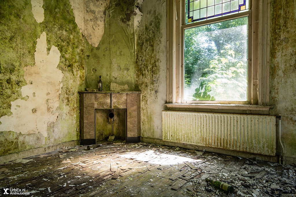 Boerderij particia urbex forgotten abandoned for Classic house nl