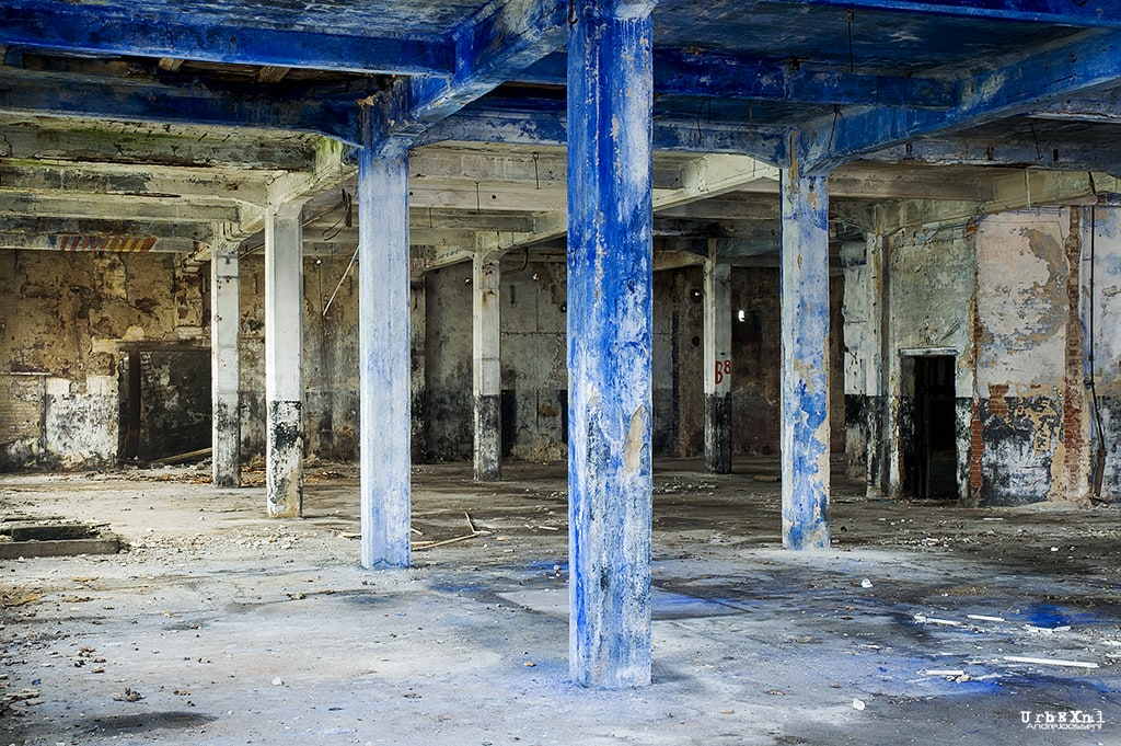 Blauwselfabriek Jacob Avis