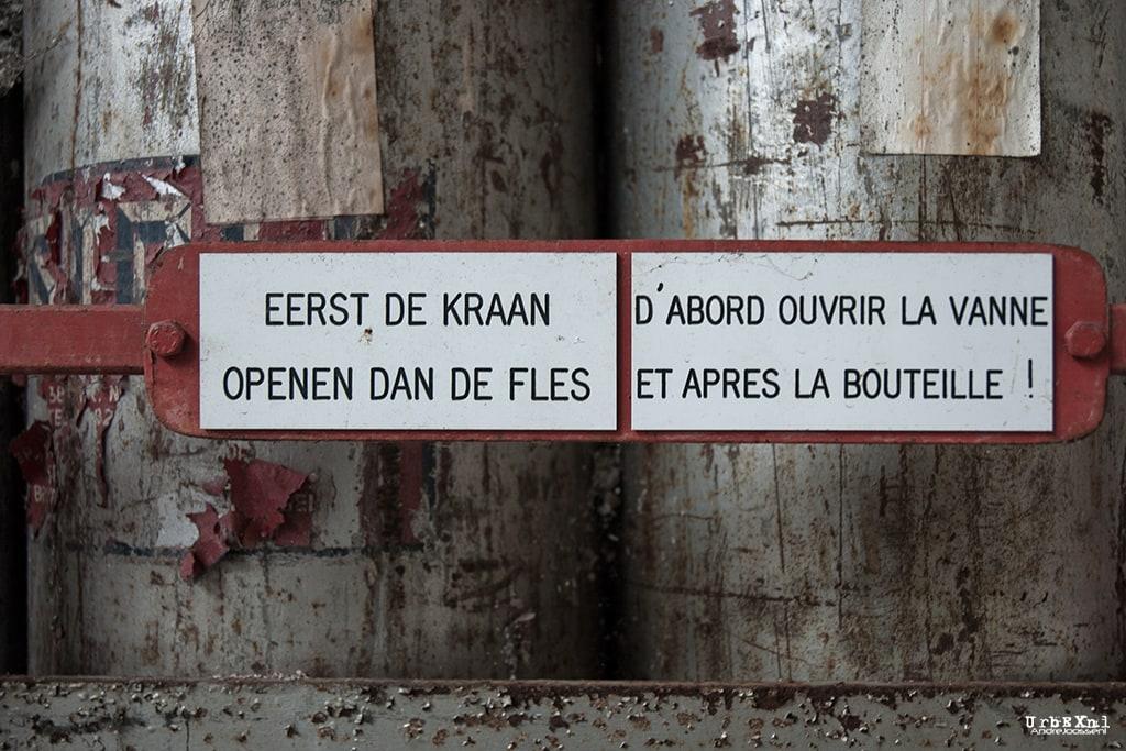 Teintureries Belges leie ronse