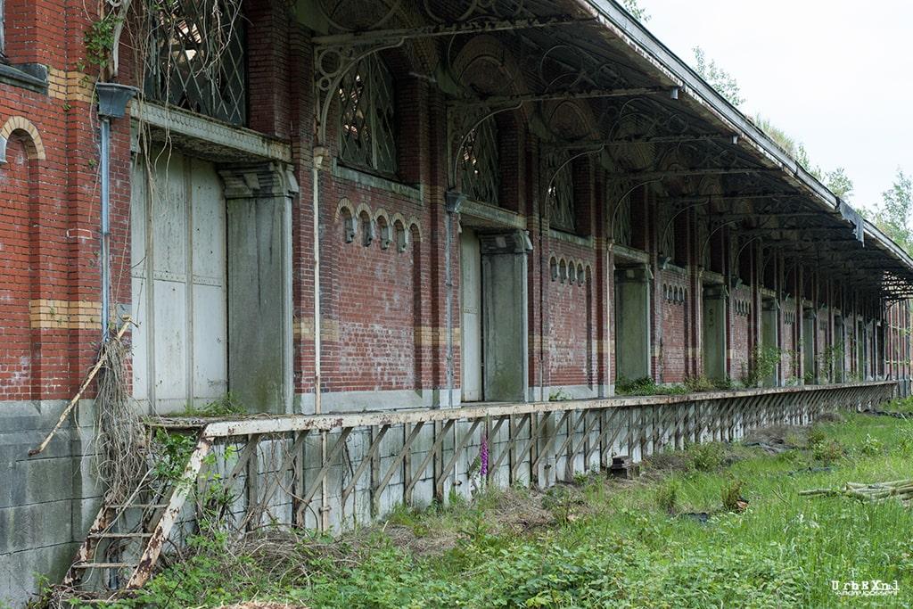 Douane Station Essen