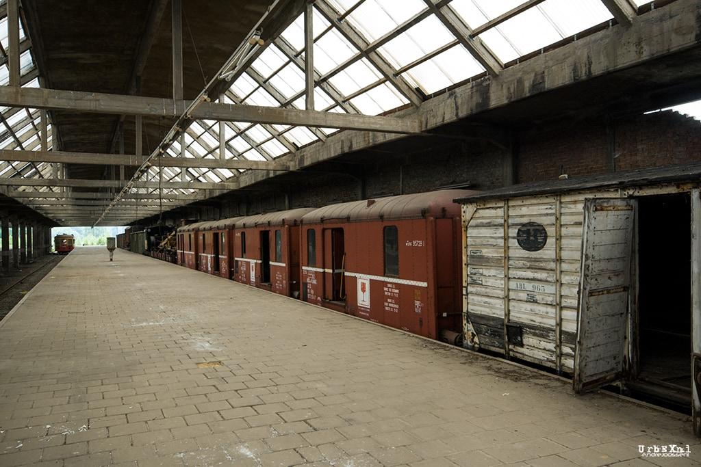Montzen Gare