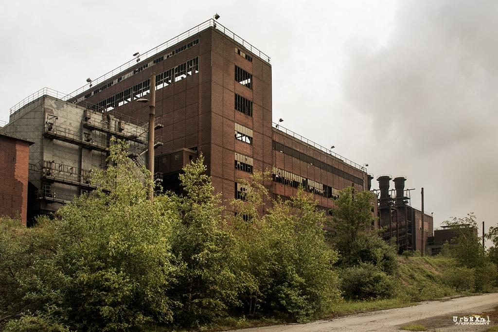 Sinteranlage Duisburg