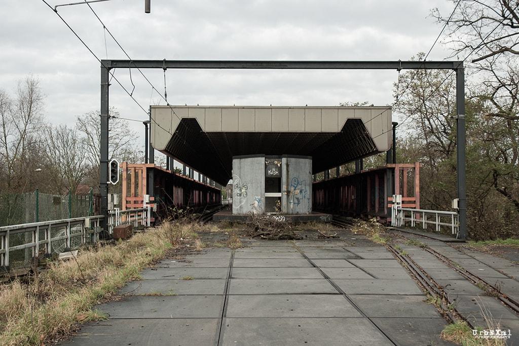 Métro Léger Charleroi, ligne Châtelet
