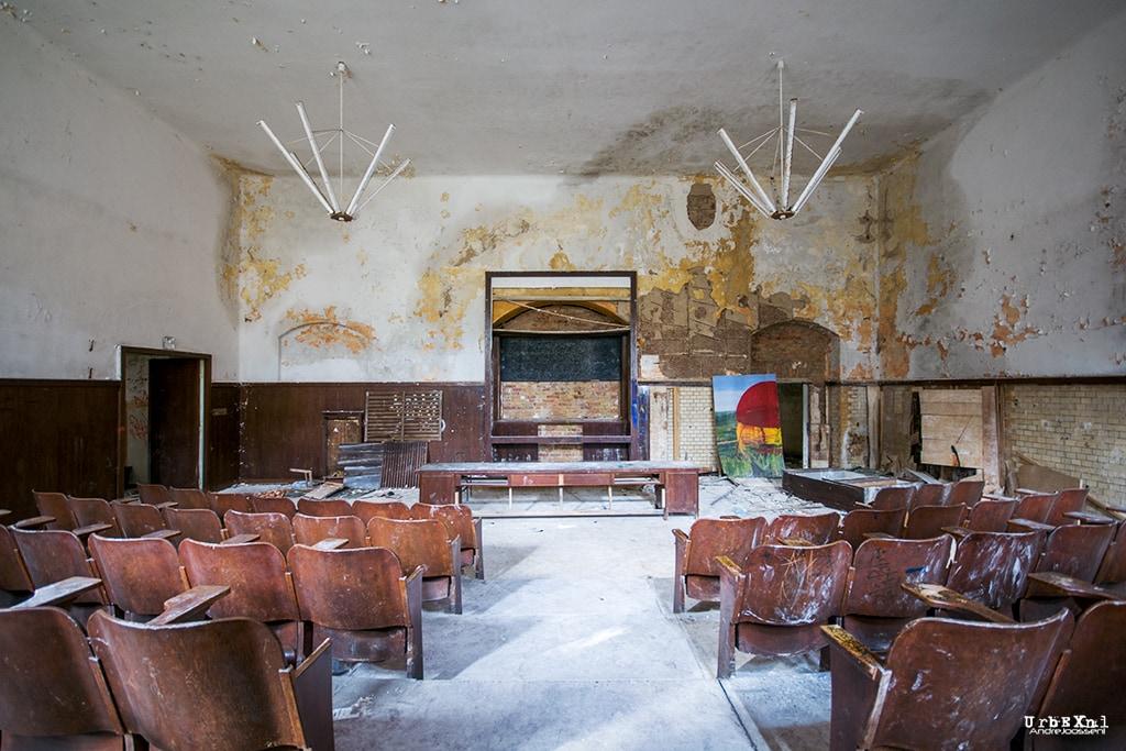Beelitz-Heilstätten Frauen Lungenheilstätte