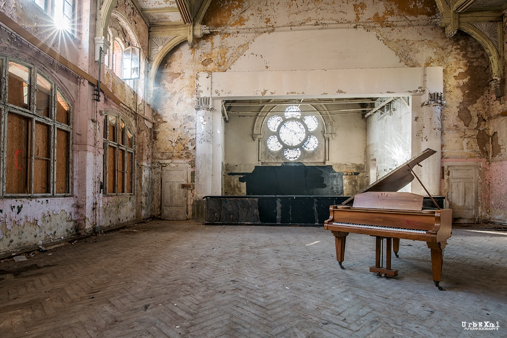 Beelitz-Heilstätten Männer Lungenheilstätte