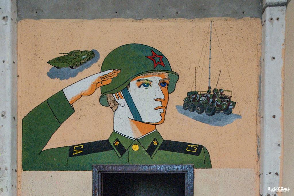 Heeresbekleidungsamt Bernau
