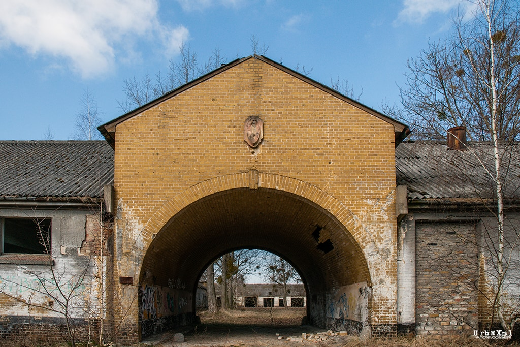 Löwen-Adler Kaserne