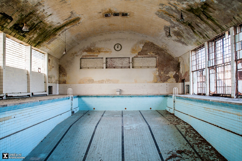 Olympisches Dorf Berlin Abandoned And Lost Places