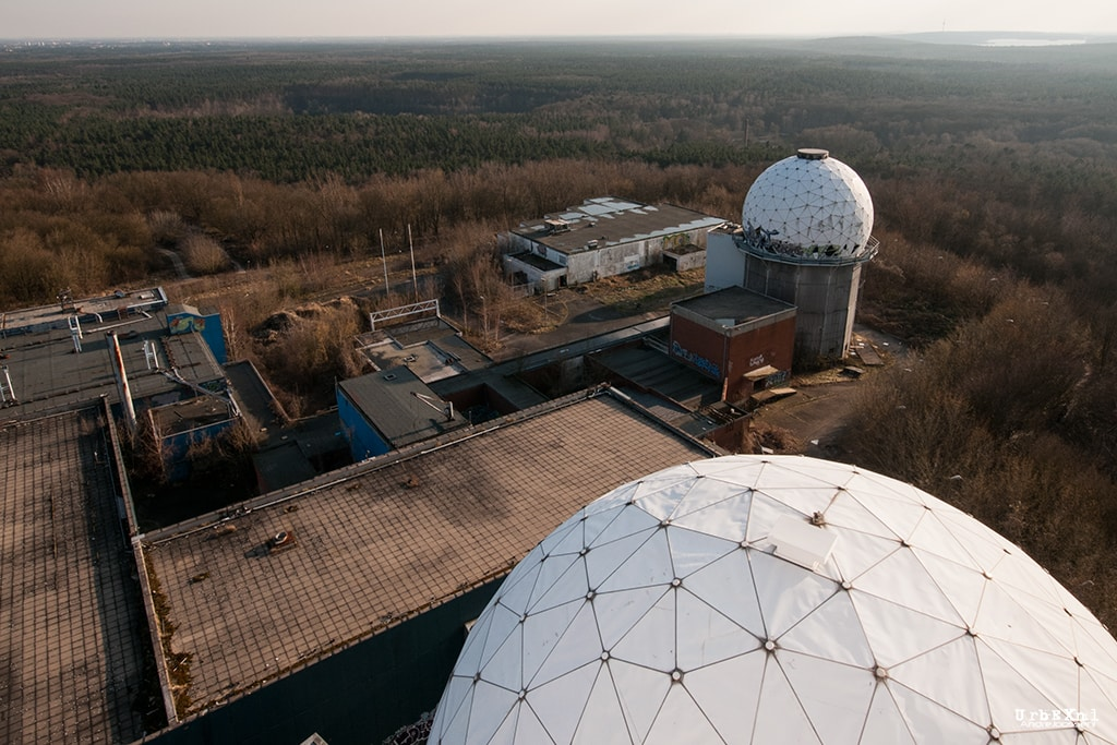 NSA Field Station Teufelsberg