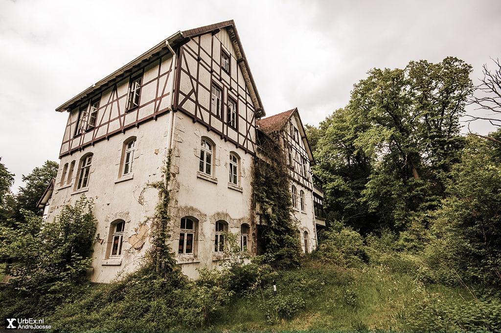 Heilanstalt Eichhof