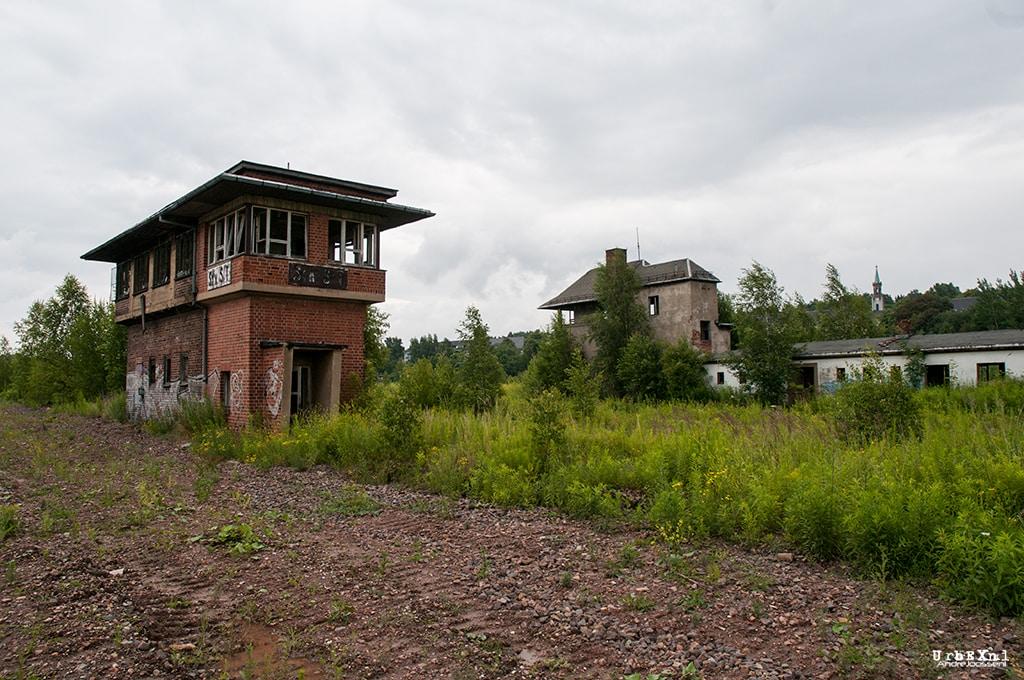 Bahnbetriebsgelände Chemnitz-Hilbersdorf