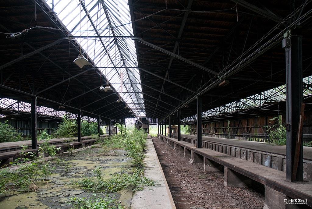 Güter- und Rangierbahnhof Hilbersdorf