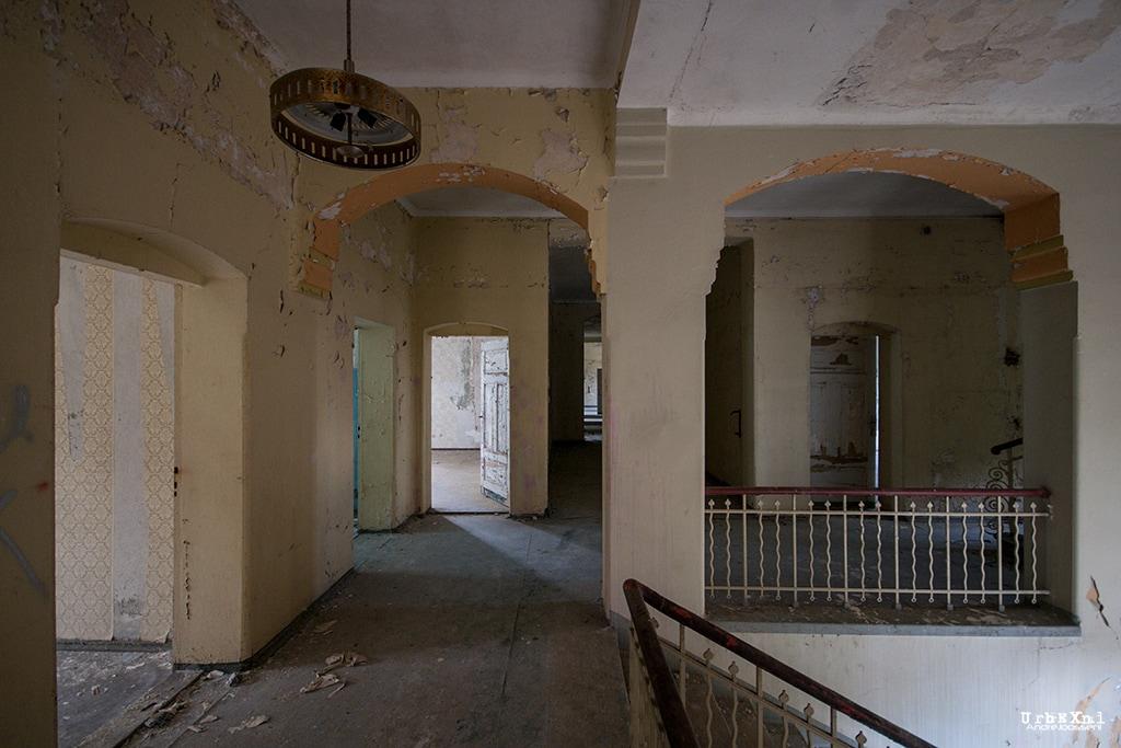 Knappschaftsheilstätte Sülzhayn