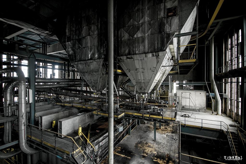 Centrale Électrique de Monceau-sur-Sambre