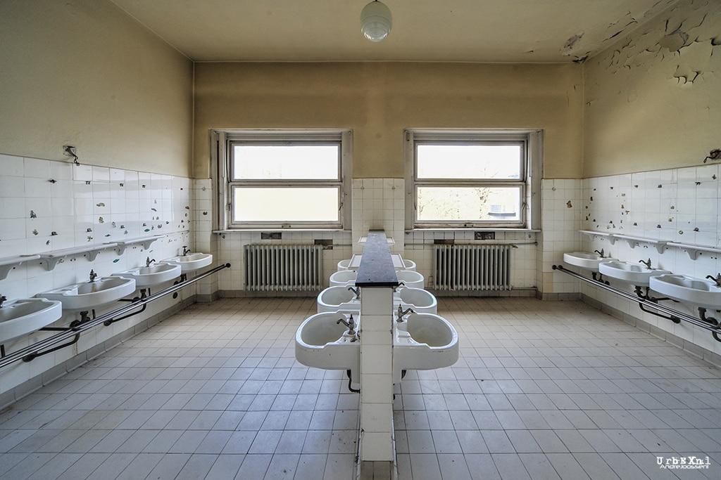 Kinderklinik und Kinderheilstätte Harzgerode