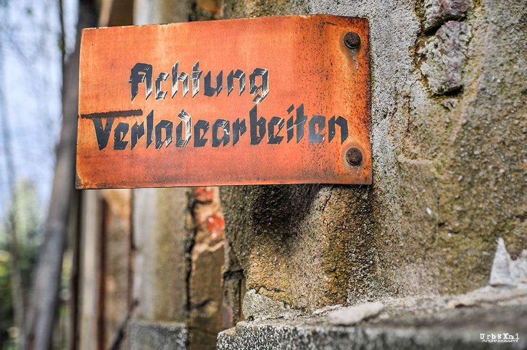 Zwirnerei Sachsenring Glauchau