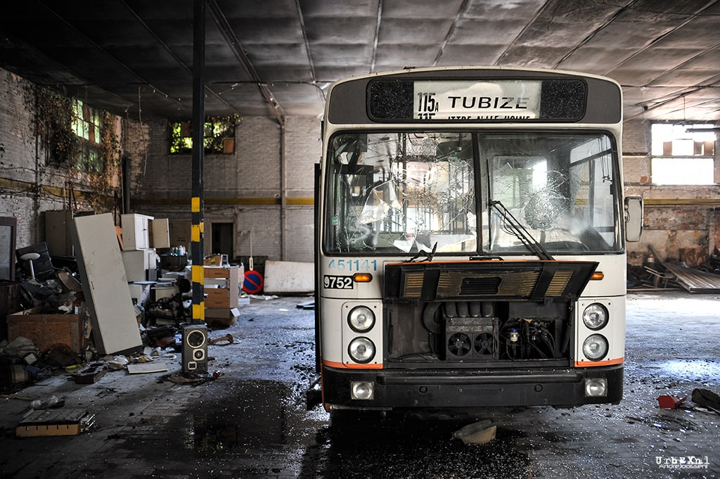 Autobus Brainois