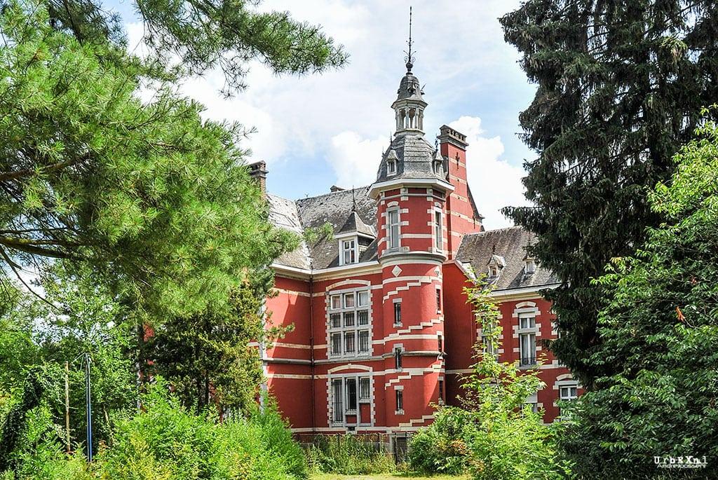Château de la Motte en Gée