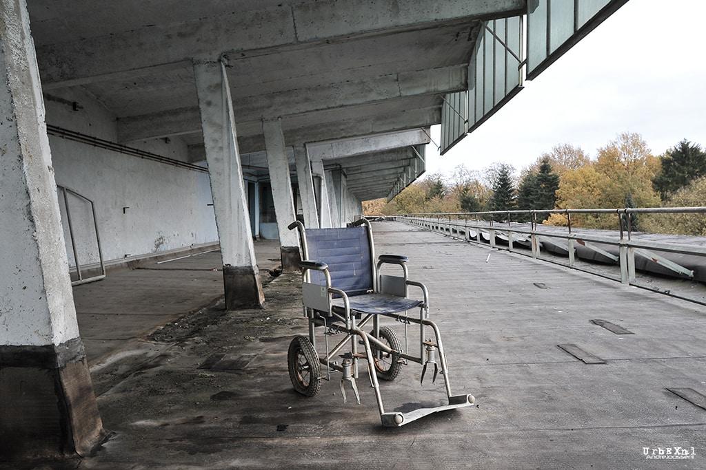 Hôpital Gériatrique du Bois d'Havre