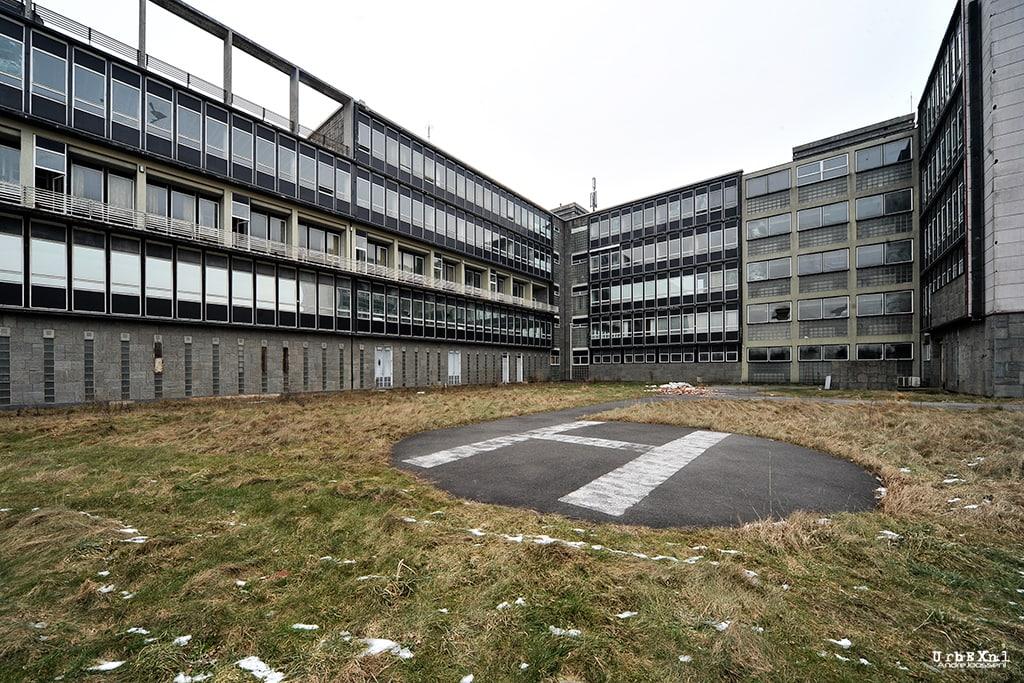 Heilig-Hartziekenhuis Menen