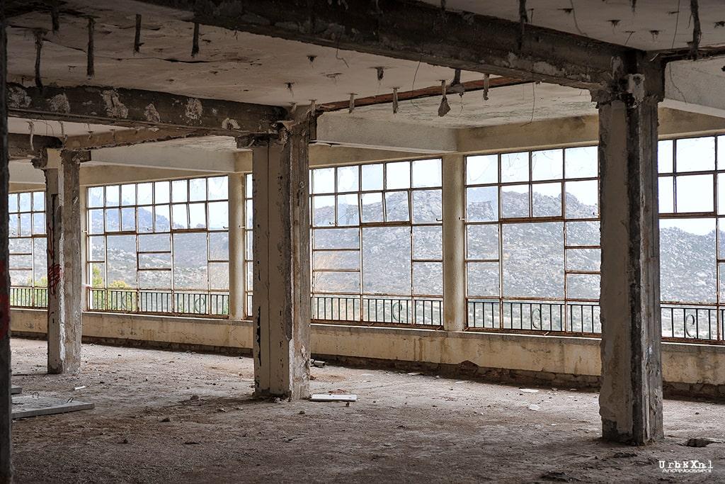 Sanatorio de La Barranca