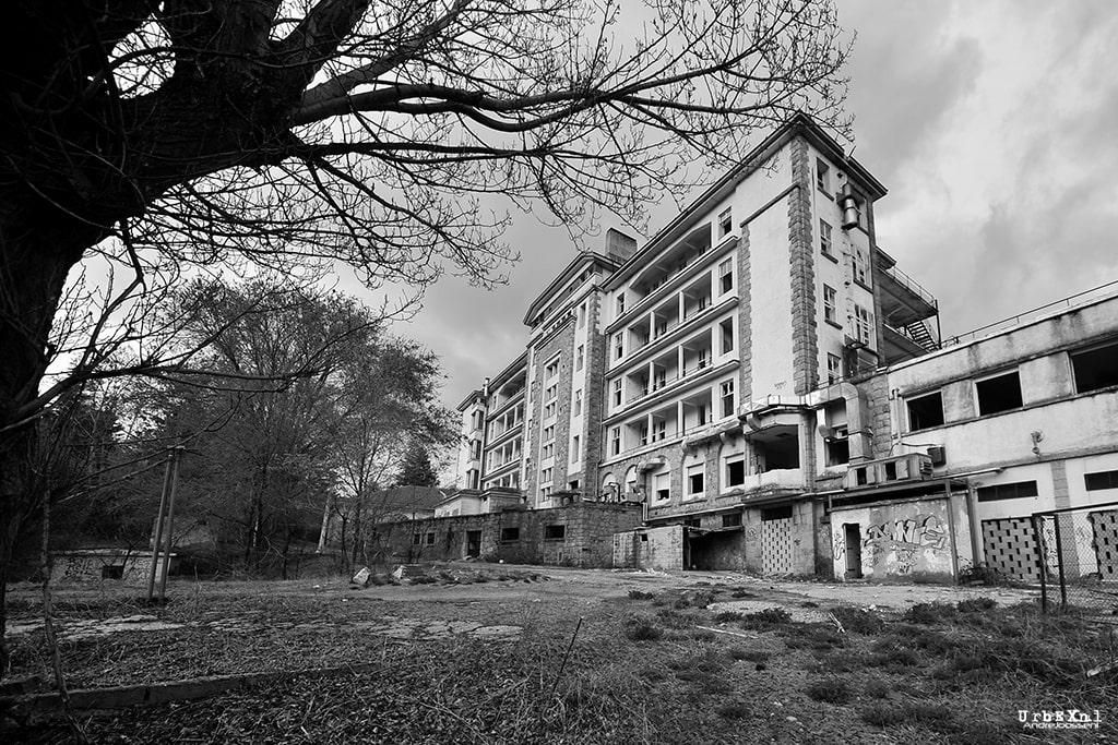 Sanatorio de Tuberculosos de la Marina