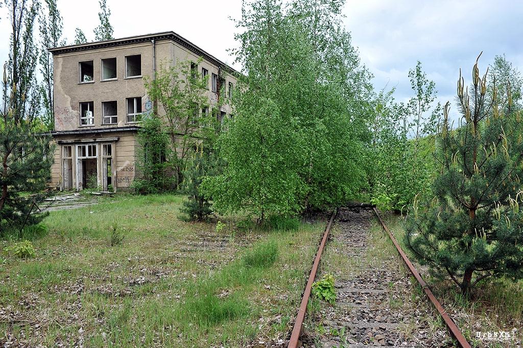 Bahnbetriebswerk Jüterbog