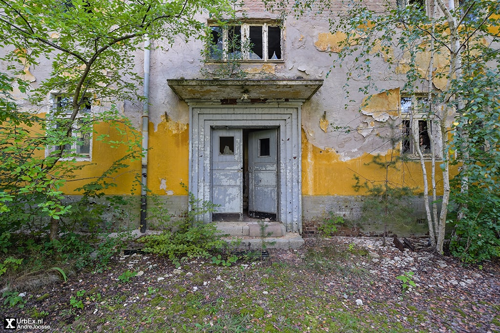 Adolf Hitler Lager - Forst Zinna