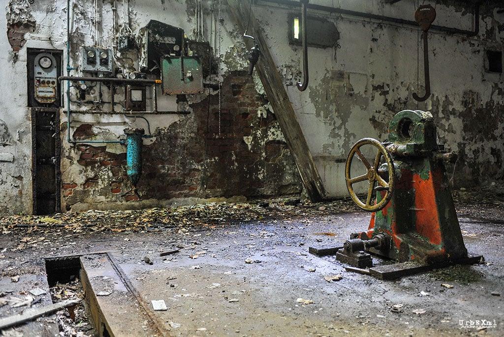 Papierfabrik Ernstthal