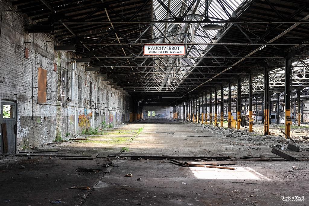 Reichsbahnausbesserungswerk Salbke