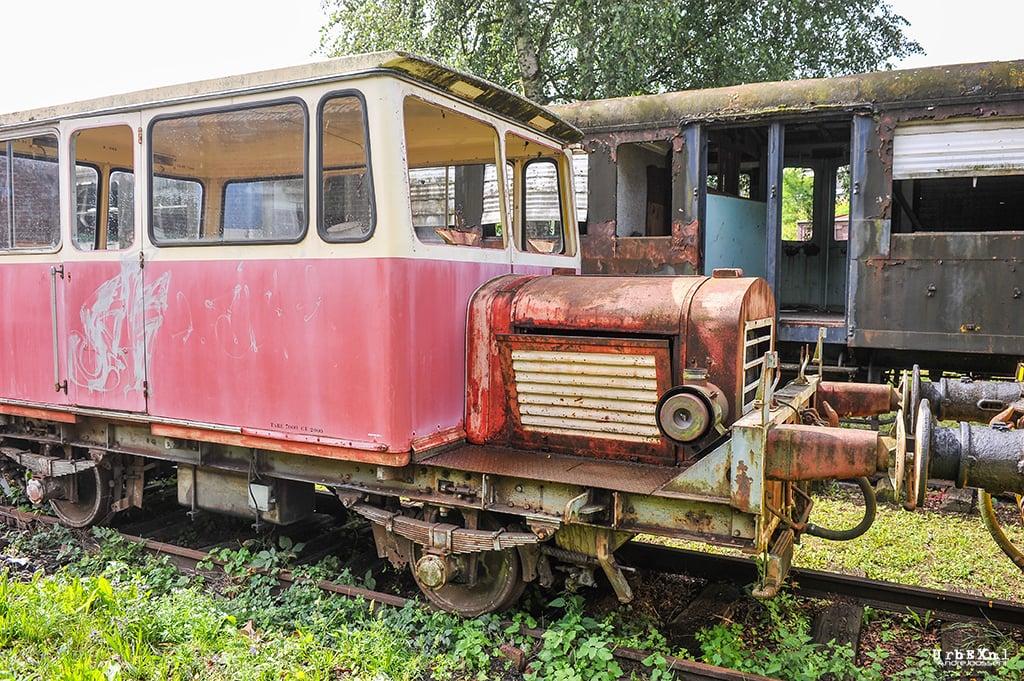 Cimetière de Trains