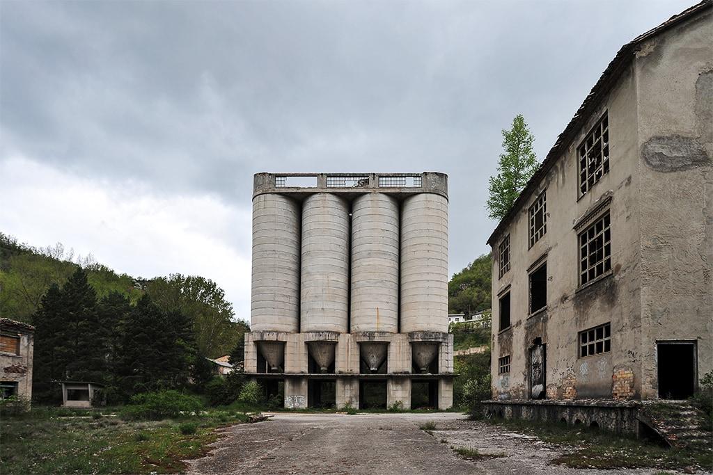 Fabrica de Cemento de Xerallo