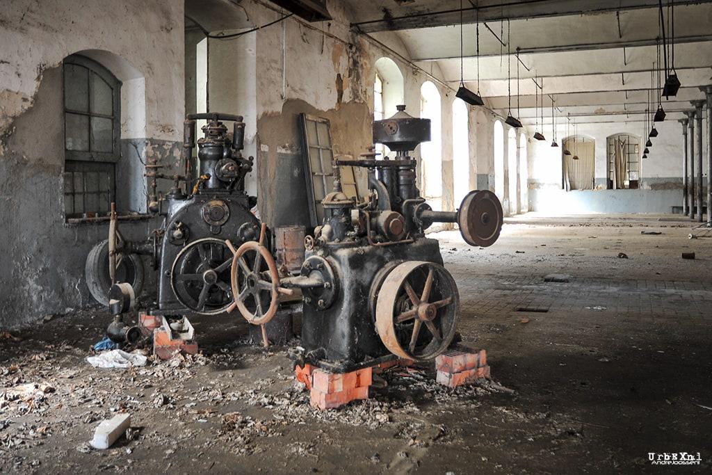 La Fàbrica de Teixits de La Mata de Pinyana