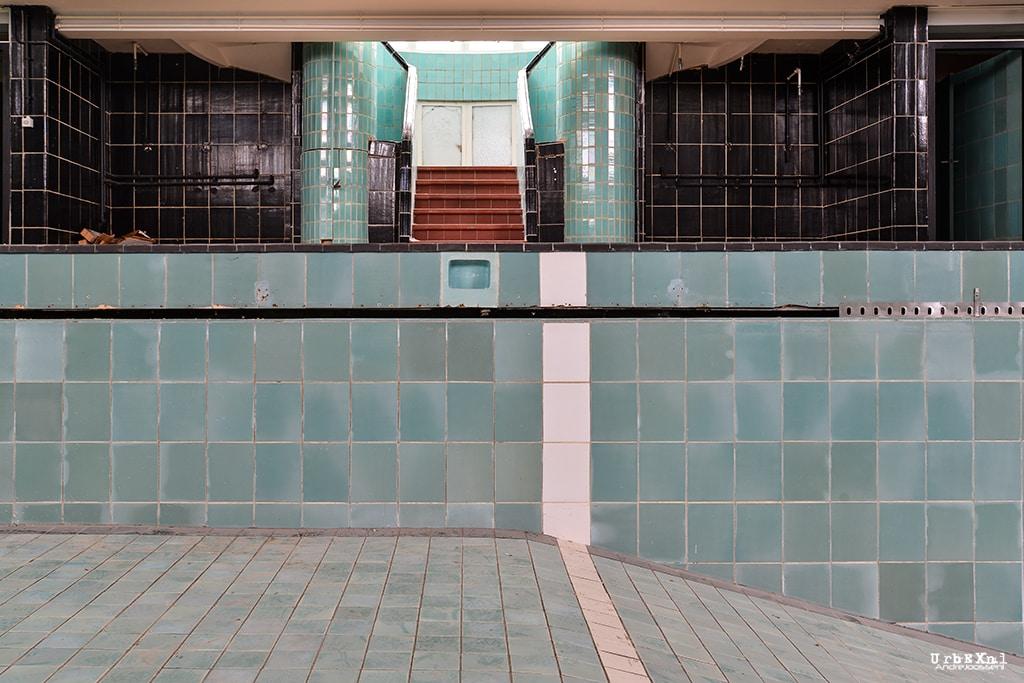La piscine de l'Ecole Normale Jean Tousseul
