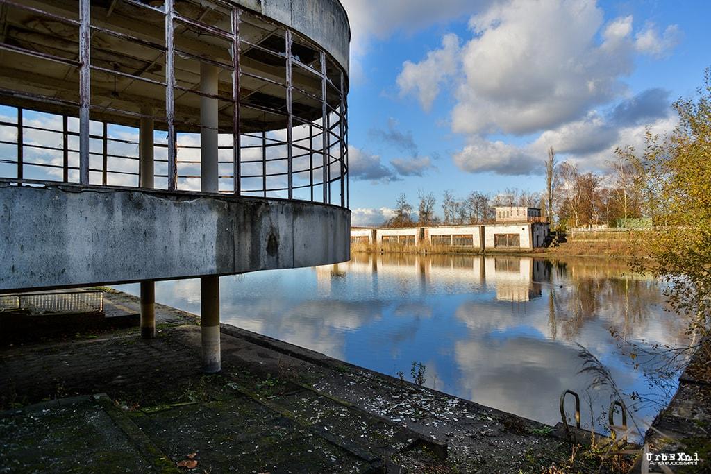 Zwembad Domein Hofstade