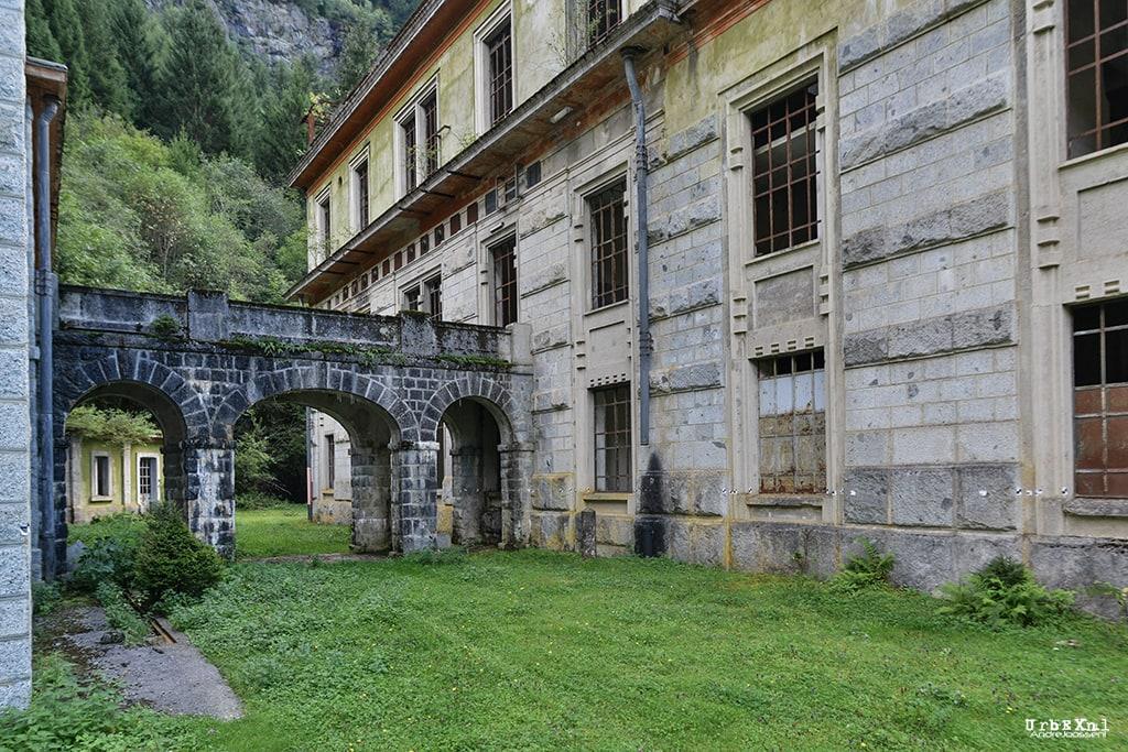 Centrale Idroelettrica Isola