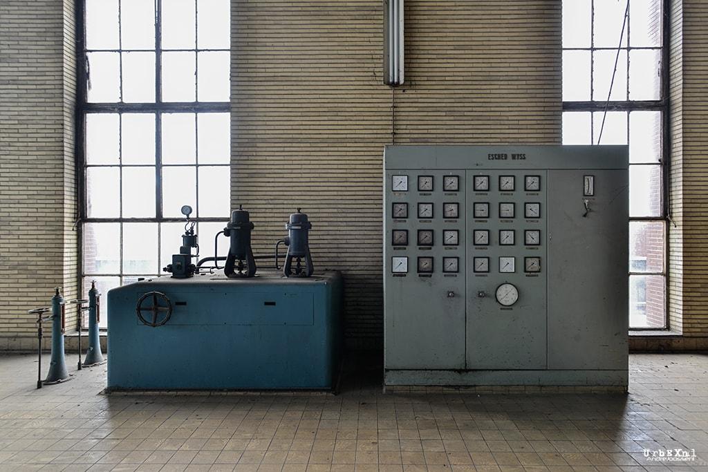 Elektriciteitscentrale van Ruien