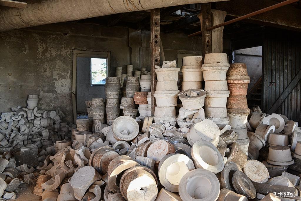 Lausitzer Keramik - Werk III