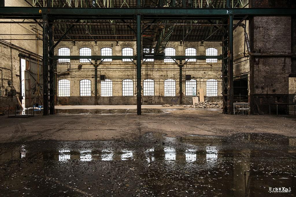 Papierfabriek Louis De Naeyer
