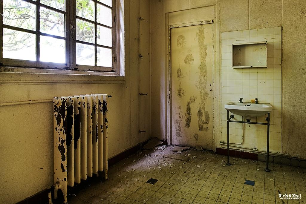 Hopital Psychiatrique Maison Blanche