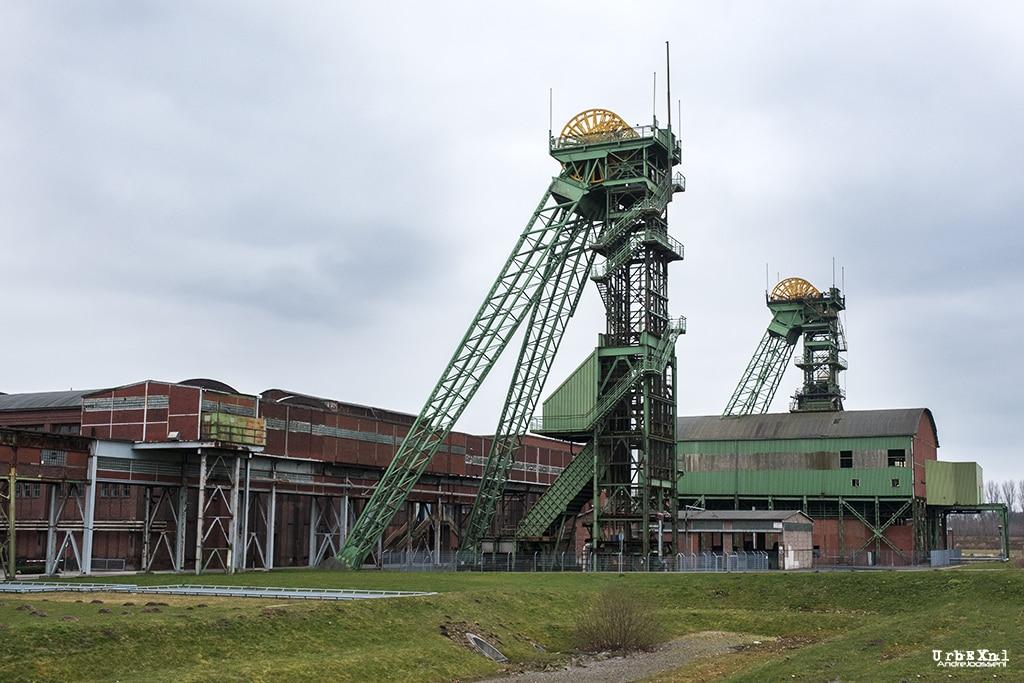 Bergwerk Westfalen