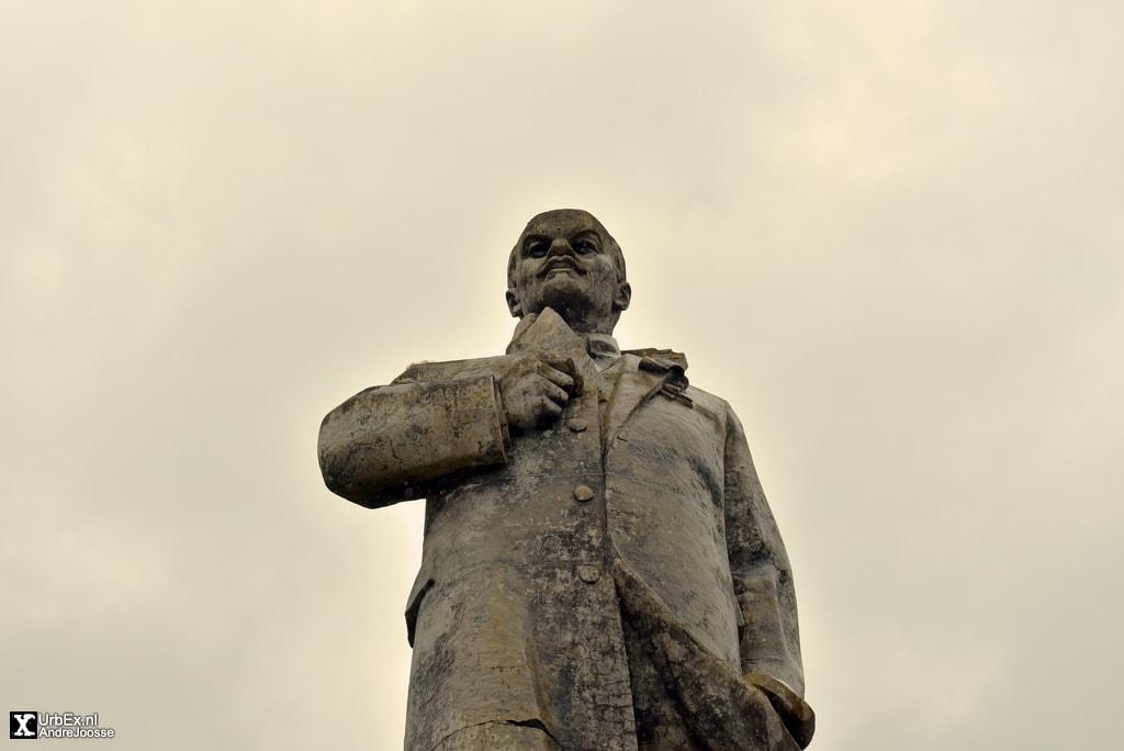 Lenin at Haus der Offiziere