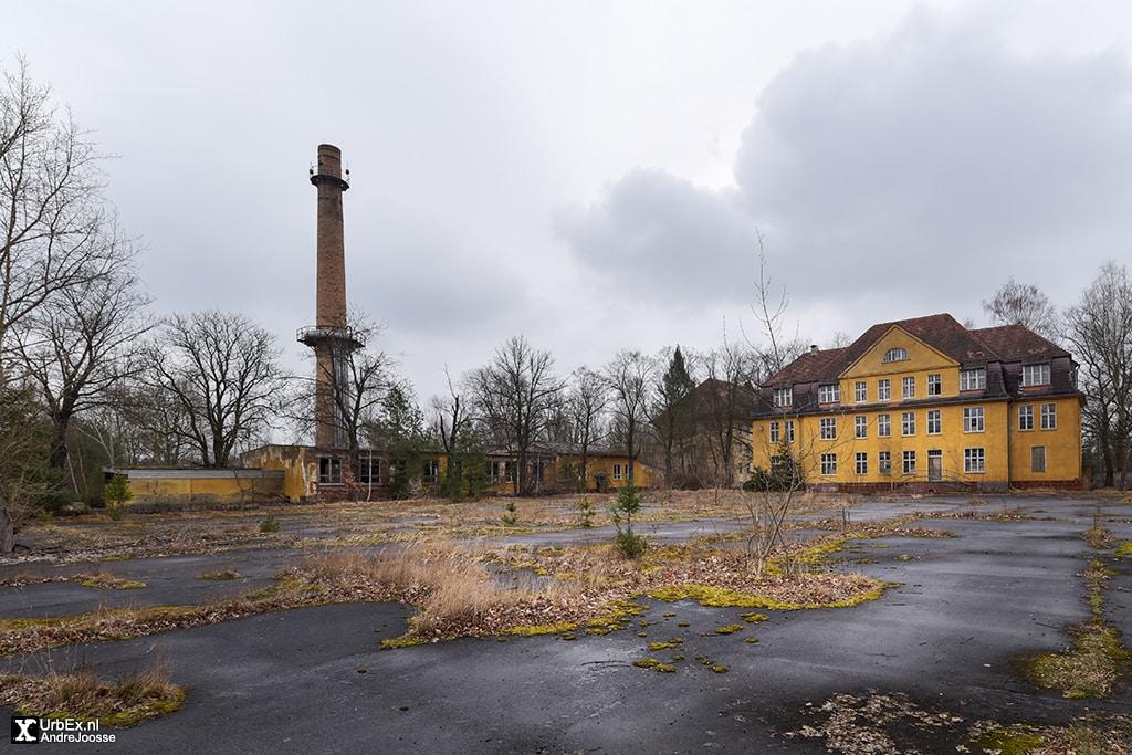 Infanterie-Schießschule Wünsdorf
