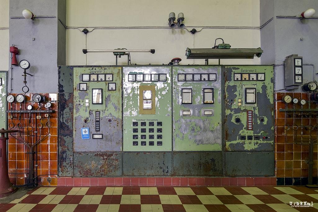 Brikettfabrik Knappenrode