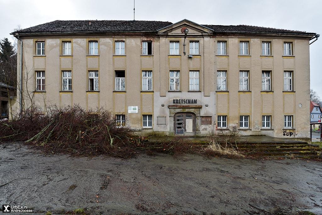 Kretscham Ebersbach