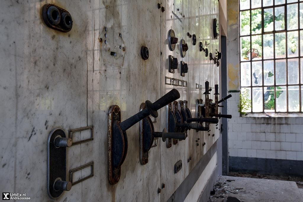Central Hidroeléctrica da Companhia de Papel do Prado