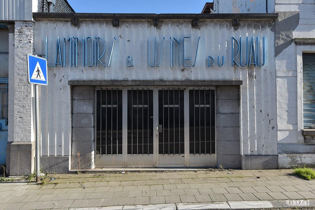 Laminoirs et Usines du Ruau
