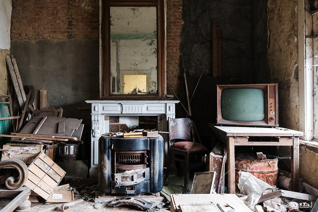Koterij Van Meuntje Rot Urbex Forgotten Amp Abandoned